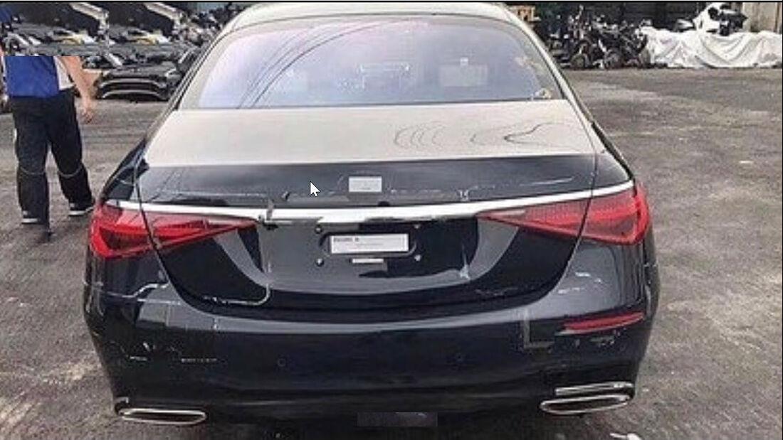 Mercedes S-Klasse 2022