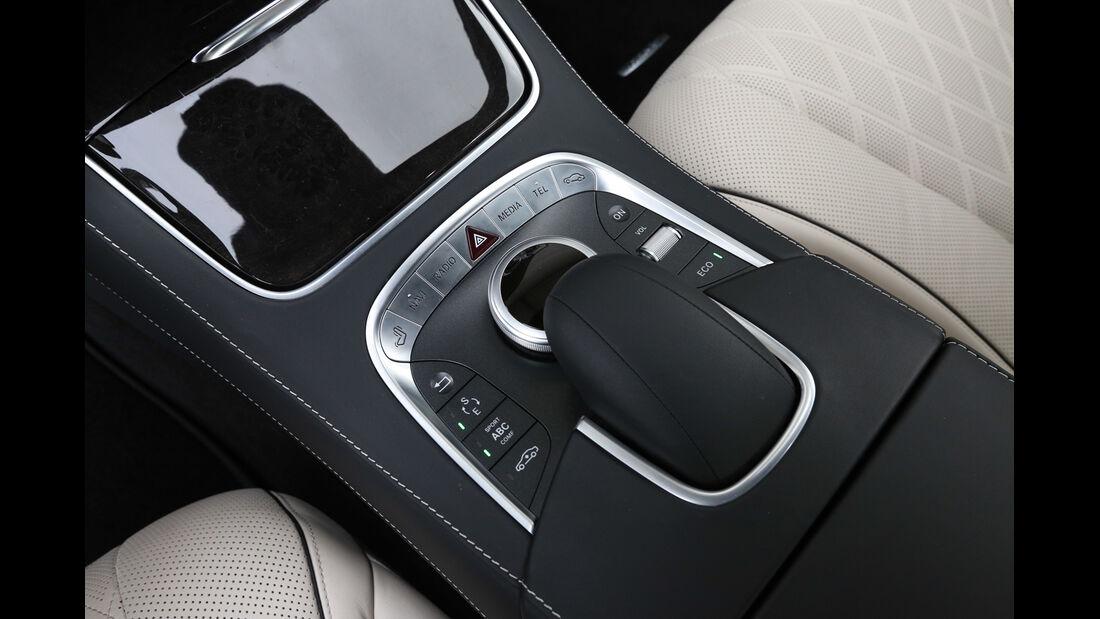 Mercedes S-Klasse, Bedienknopf