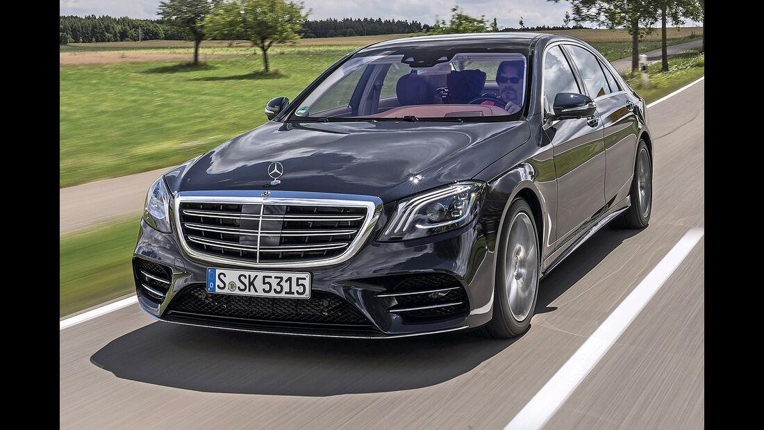 Mercedes S-Klasse, Best Cars 2020, Kategorie F Luxusklasse