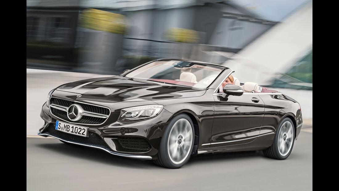 Mercedes S-Klasse Cabrio, Best Cars 2020, Kategorie H Cabrios