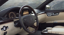 Mercedes S-Klasse Cockpit