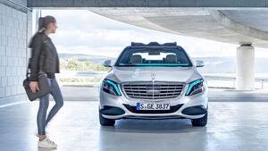 Mercedes S-Klasse Cooperative Car