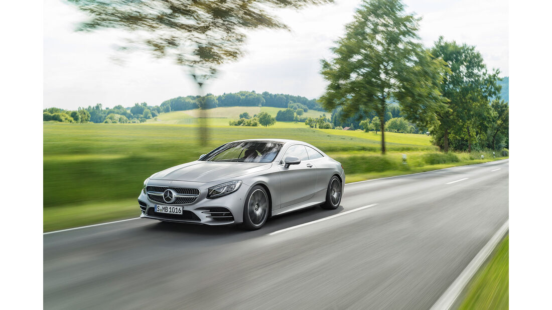 Mercedes S-Klasse Coupé