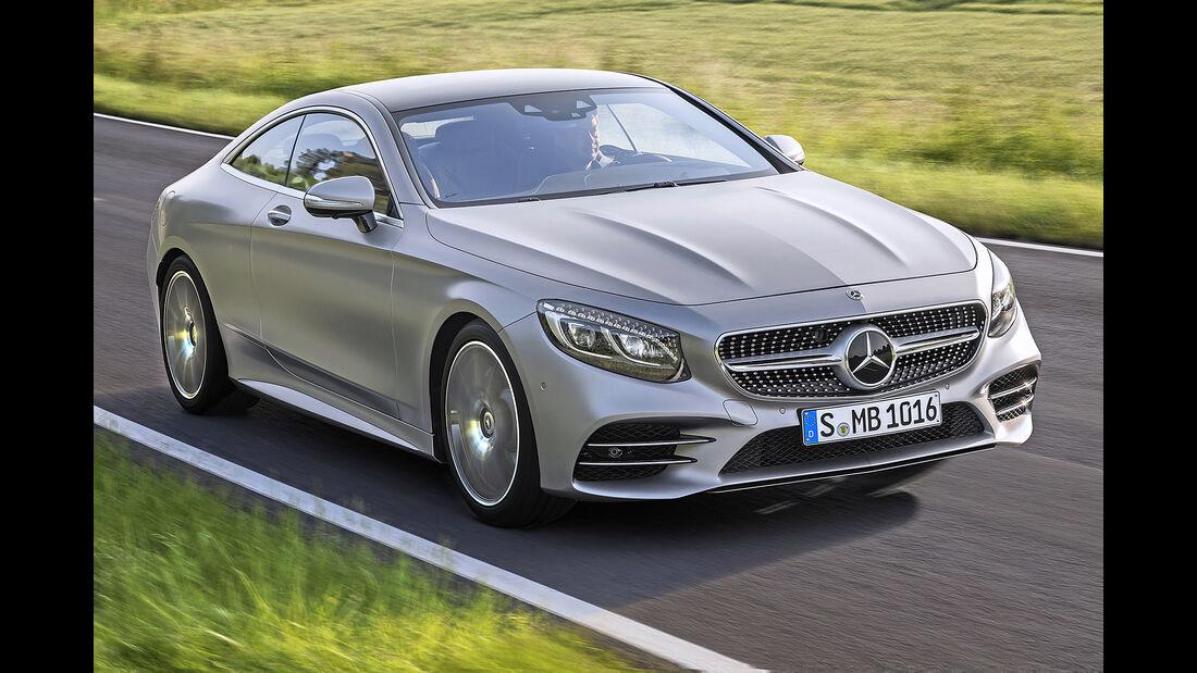 Mercedes S-Klasse Coupé, Best Cars 2020, Kategorie F Luxusklasse
