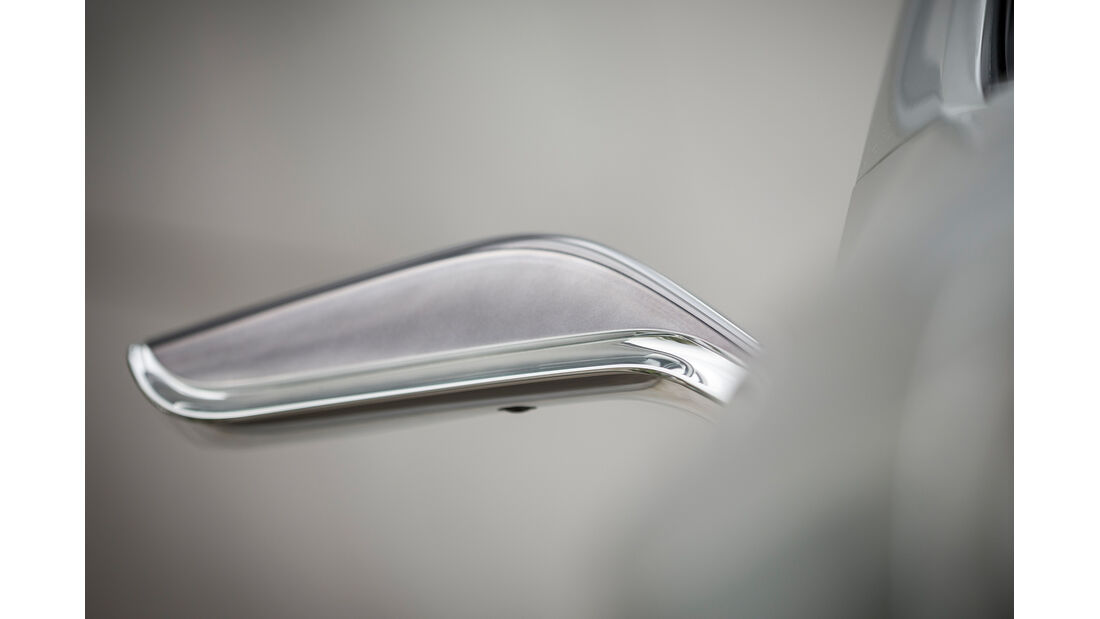 Mercedes S-Klasse Coupé Concept, Detail