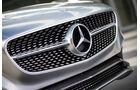 Mercedes S-Klasse Coupé Concept, Kühler
