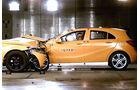 Mercedes S-Klasse, Crashtest