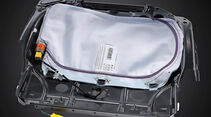 Mercedes S-Klasse, Cushionbag