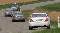 Mercedes S-Klasse, Eco-Vergleich
