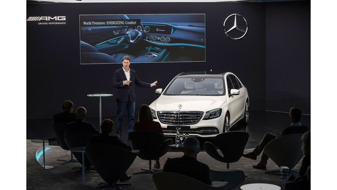 Mercedes S-Klasse Fahrbericht Heinrich Lingner