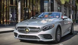 Mercedes S-Klasse Fahrbericht Marcus Peters