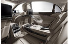 Mercedes S-Klasse, Fond, Fernbedienung