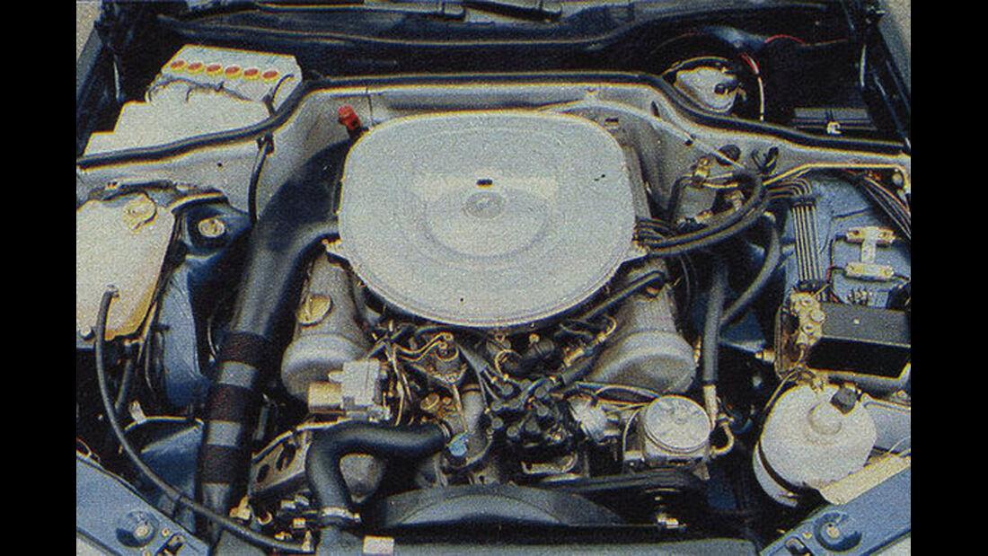 Mercedes, S-Klasse, IAA 1979