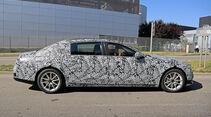 Mercedes S-Klasse Maybach langer Radstand Erlkönig