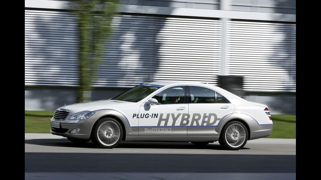 Mercedes S-Klasse Plug-In Hybrid