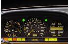Mercedes S-Klasse, W126, Instrumente, Reiserechner