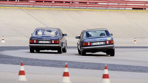 Mercedes S-Klasse, W126