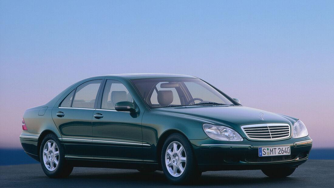 Mercedes S-Klasse, W220