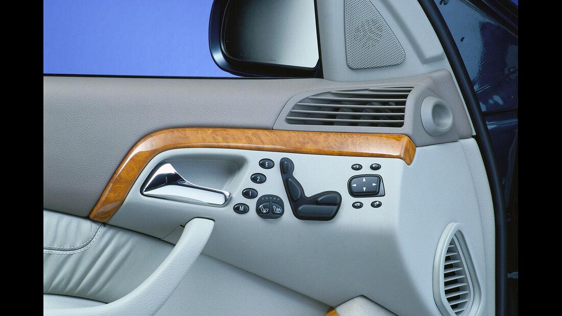 Mercedes S-Klasse, W220, elektrische Sitzverstellung