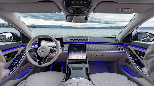 Mercedes S-Klasse W223