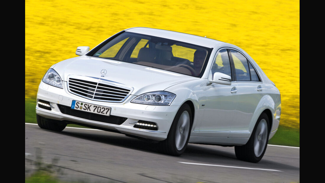 Mercedes S-Klasse