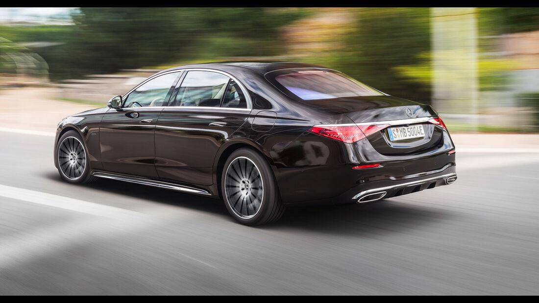 Mercedes S-Klasse lang Plugin-Hybrid