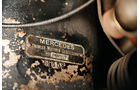 Mercedes S Kompressor, Motornummer