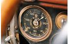 Mercedes S Kompressor, Tachometer, Meilenzähler