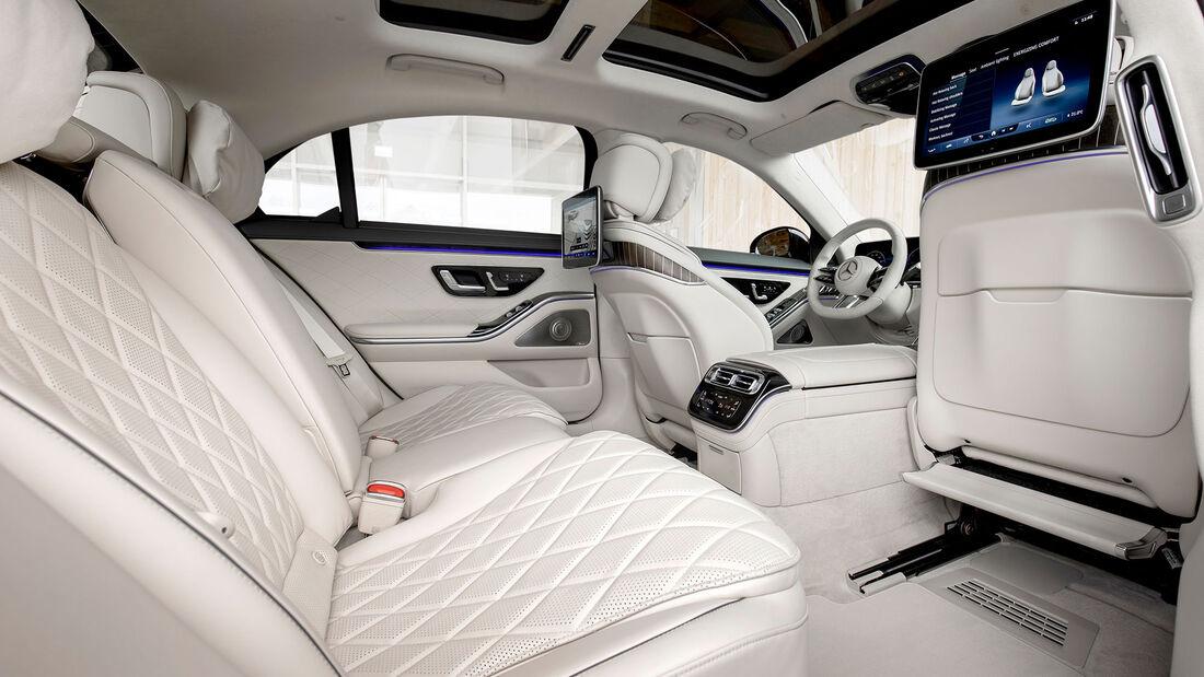 Mercedes S580 e