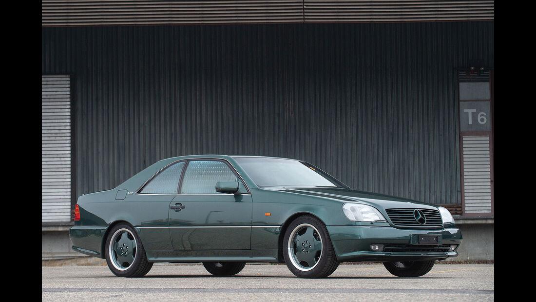 Mercedes S600 AMG Coupé C140 (1996)