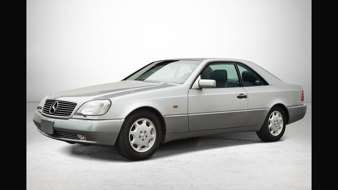 Mercedes S600 Coupé bei Auctionata-Auktion, Mercedes-Benz-Only