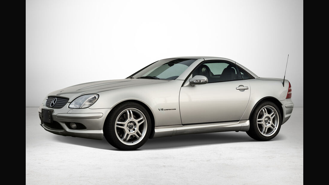 Mercedes SEL 560 bei Auctionata-Auktion, Mercedes-Benz-Only