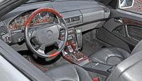 Mercedes SL 280, Cockpit