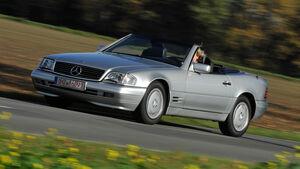 Mercedes SL 280, Frontansicht