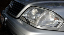 Mercedes SL 280, Frontscheinwerfer