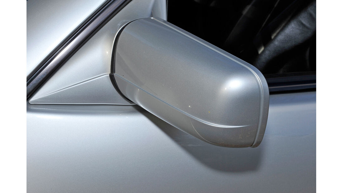 Mercedes SL 280, Seitenspiegel