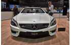 Mercedes SL 2Look Edition, Genfer Autosalon, Messe, 2014