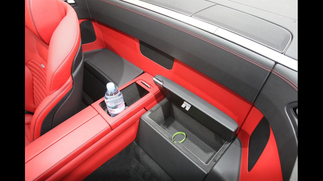 Mercedes SL 350, Ablagefach, Innenraum