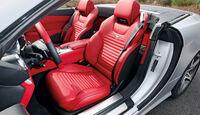 Mercedes SL 350, Fahrersitz
