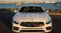 Mercedes SL 400, Frontansicht