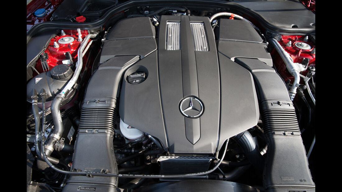 Mercedes SL 400, Motor