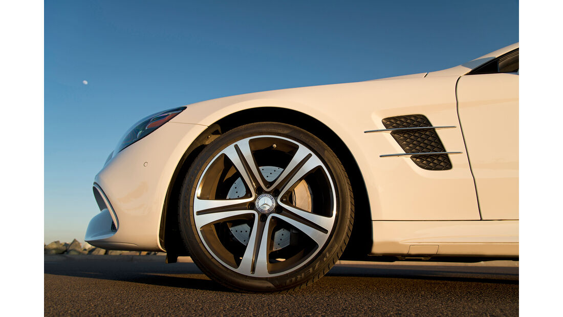 Mercedes SL 400, Rad, Felge