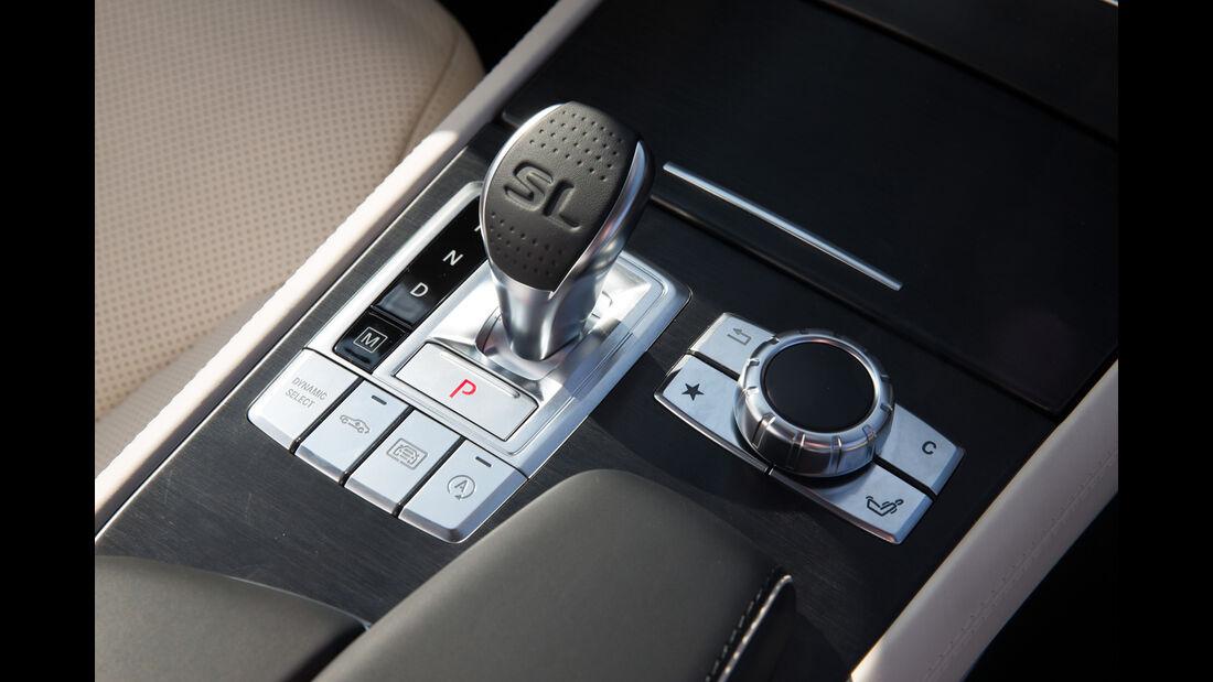 Mercedes SL 400, Schaltung