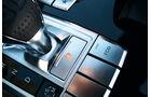 Mercedes SL 500, Feststellbremse, Parken
