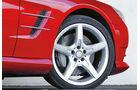 Mercedes SL 500, Rad, Felge