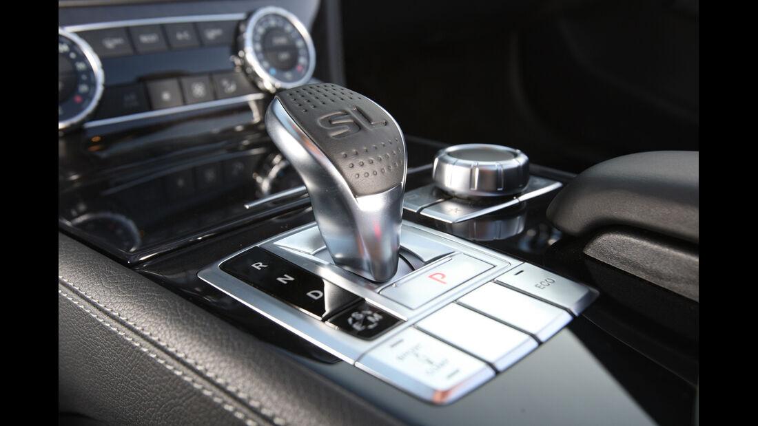 Mercedes SL 500, Schaltknauf, Schalthebel