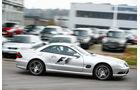 Mercedes SL 55 AMG, Seitenansicht