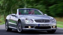 Mercedes SL 55 AMGt