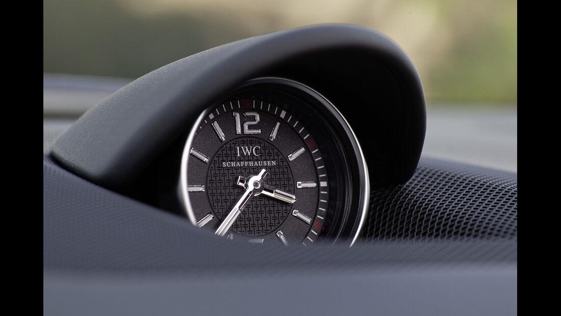 Mercedes SL 63 AMG, Cockpit