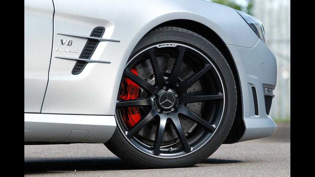 Mercedes SL 63 AMG, Rad, Felge